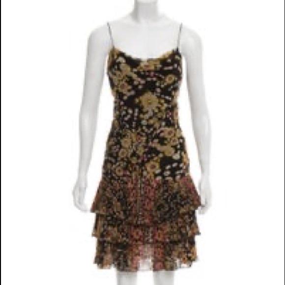 Diane Von Furstenberg Dresses & Skirts - Diane Von Furstenberg Silk Dress 6
